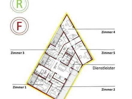 Zimmer in 5-er Handicap Wohngemeinschaft in Nürtingen