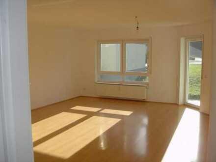 Helle 4-Zimmer mit Südterrasse, Südbalkon und Gartenblick