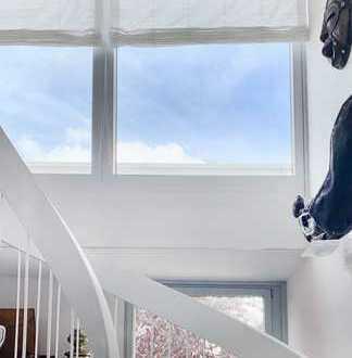 Sonnige Dachterrassenwohnung am Englischen Garten