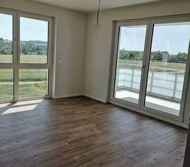 Komfortable 3,5 Zimmer-Neubau-Wohnung mit Süd-Westbalkon