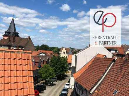Komplett Sanierte Traumwohnung mit Terrasse... im Stadtkern von Helmstedt 71m²