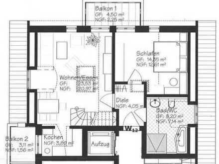 !RESERVIERT! Wohnung 12 (Haus 2)