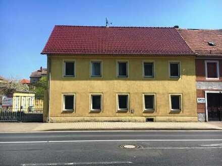 Umbauen und zeitgemäßen Wohnraum schaffen - ein Anwesen für geschickte Handwerker