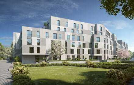4-Zimmer-EG-Wohnung mit 2 Bädern und Loggia - NEU in Obermenzing