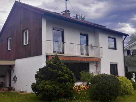 Einfamilienhaus EFH Haus in Weilheim Bergblick Garten ruhig