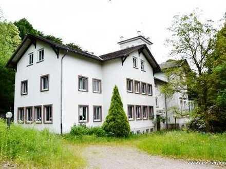 Top Rendite Chance! vermietetes Hotel + Baugrundstück in Bad Karlshafen!