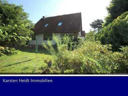 Großes Familienhaus in Rahnsdorf/Neu-Venedig!