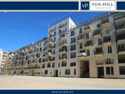 Zentral & Neuwertig - 4 Zimmerwohnung über drei Etagen in den Nymphenburger Höfen