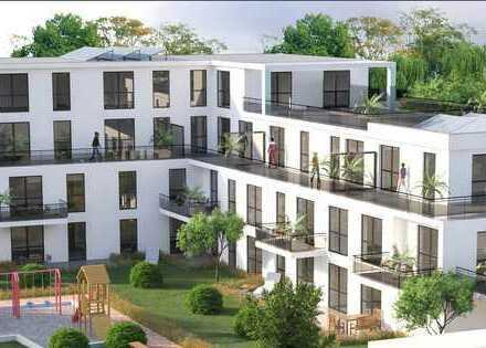 Neubau! Exklusive 3 Zi. Wohnung mit Garten