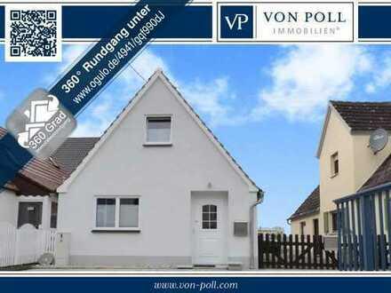 Ideal für Singles oder Paare - gemütliche 70 m² Wohnfläche auf zwei Etagen in ruhiger Lage