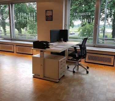 Exklusive Büroräume in direkter Rheinlage
