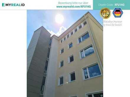 Erstbezug nach Komplettsanierung! Große 3 Zi. Wohnung mit Balkon und Aufzug in der Parkwohnanlage!