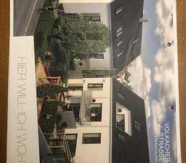 Erstbezug mit Balkon: stilvolle 3,5-Zimmer-Penthouse-Wohnung in Nürnberg