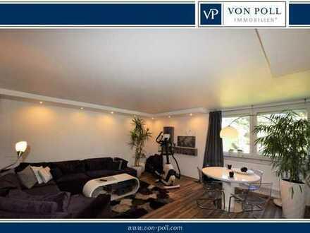 Hochwertig renovierte 3-Zimmer Wohnung mit Loggia Ansbach/OT