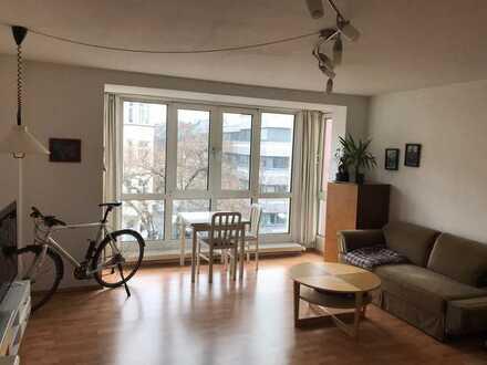 Möblierte 1-Raum-Wohnung in zentral Lage in Wiesbaden