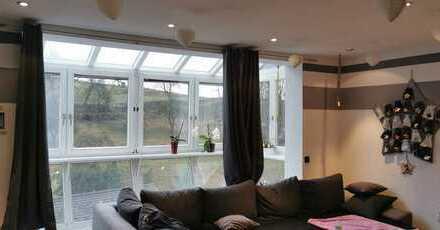 4-Zimmer-Maisonette-Wohnung mit Balkon in Weinheim-Nächstenbach