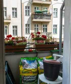 HOMESK - charmante 3-Zimmer-Wohnung in Berlin-Wedding