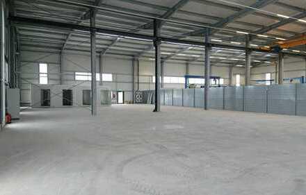 800qm Produktionshalle in Wyhl, 10min zur Autobahn A5, kurzfristig verfügbar