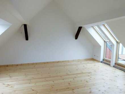 Traumhafte 1,5-Zimmer-Wohnung mit Dachterrasse in Seenähe