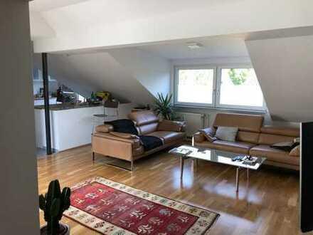 MA-Almenhof! Sanierte 4-Zimmer-Dachgeschosswohnung, Sauna inklusive!