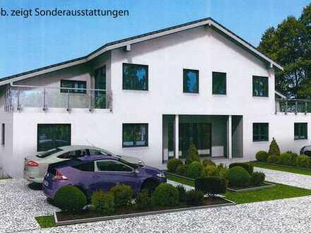 Neubau Mehrfamilienhaus in Bovenden