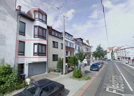 Von privat - Nähe Peterswerder zentral gelegene junge schöne 2 1/2 Zimmer Wohnung mit Balkon