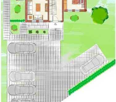 Schicke EG-Wohnung mit Garten - Wohnen auf ca. 78 m² - im Herzen von Worms