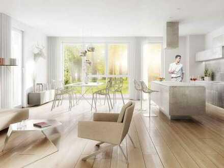 Hochwertig ausgestattete 3-Zimmer-Wohnung mit sonnigem Balkon
