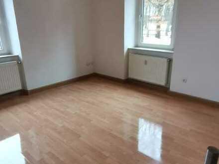 Frisch saniert: Schöne Erdgeschoss-Wohnung in Feilitzsch!