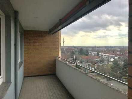 Schöne 2-Zimmer-Wohnung mit Balkon und EBK in Bothfled