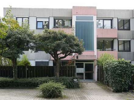 Sofort einziehen! 2-Zimmer-Wohnung mit Blick ins Grüne