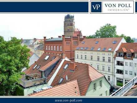 Über den Dächern der Innenstadt