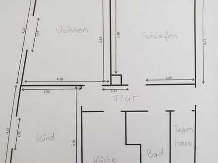 Helle 3 Zimmer Wohnung in Ebingen