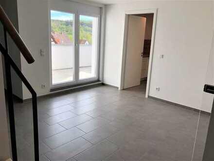 Erstbezug - 5 Zimmer Maisonette mit Garage, Loggia + Balkon