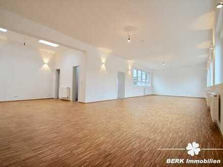 BERK Immobilien - Individuelles LOFT ideal als Atelier geeignet.