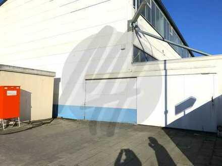 Lager-/Produktionsflächen (520-1.170 qm) & optional Büro (190 qm) zu vermieten