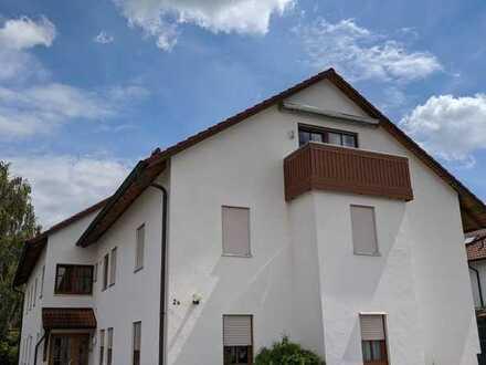 Geschmackvolle 3-Raum-Wohnung mit Balkon und EBK in Klosterlechfeld