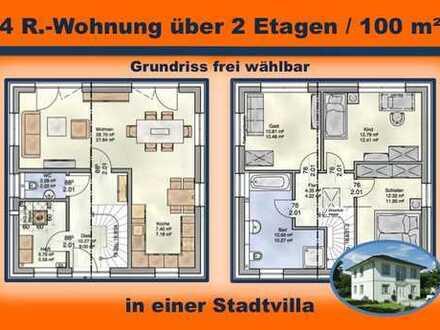 gemütliches wohnen über 2 Etagen in einer Villa