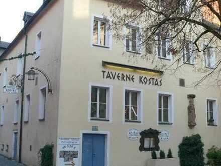 Wohn- und Geschäftshaus als Kapitalanlage in der Altstadt von Weiden i. d. OPf.