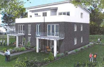 Neubau von 6 Eigentumswohnungen mit Balkon / Lift in sehr ruhiger Lage von Weyhe / Erichshof