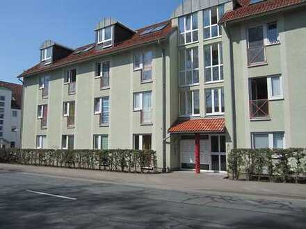 PROVISIONSFREI - Moderne 1-Zimmer-Wohnung in der Universitätsstadt Freiberg
