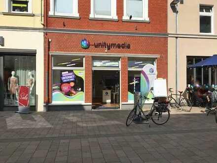 Ladenlokal in der TOP 1A-Lage von Bad Salzuflen