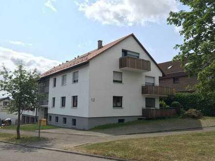 Gemütliche 4,5 Zimmer-Whg. mit Balkon