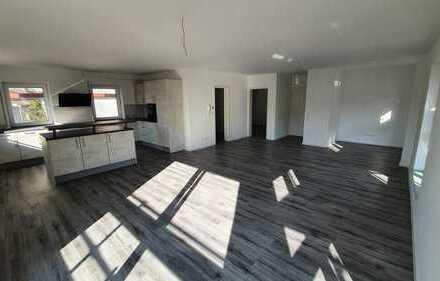 Erstbezug: stilvolle 2-Zimmer-Wohnung mit EBK in Gelnhausen-Meerholz