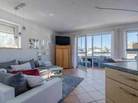 Gut geschnittene 3 - Zimmer Wohnung in Poing