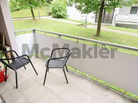Für Kapitalanleger: Vermietetes Apartment mit Balkon und Stellplatz in Sondelfingen