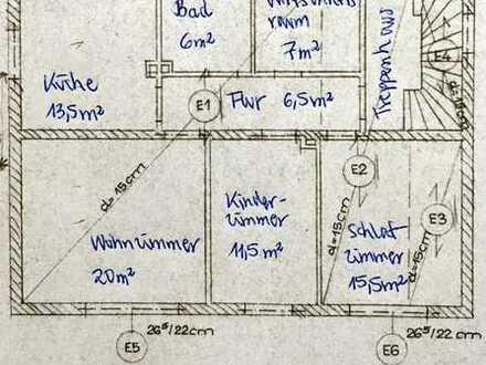Gepflegte 3,5-Zimmer-Wohnung mit Terrasse und Gartenanteil in Kösching