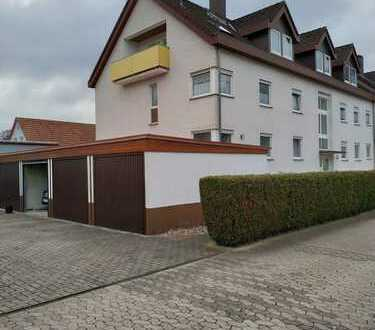 Günstige, vollständig renovierte 3-Zimmer-Dachgeschosswohnung mit Balkon in Bad Sooden-Allendorf