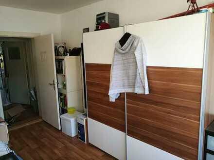 15 qm Zimmer in 3 Zimmer - 2 Personen WG mit Wohnzimmer und Balkon, Uninah