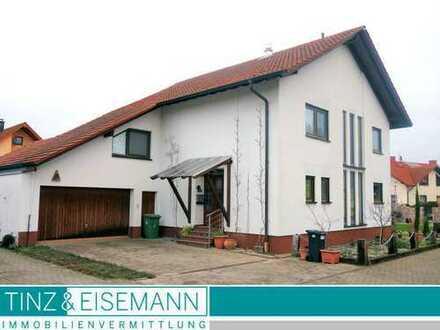 Freistehendes Einfamilienhaus mit Garage auf großzügigem Grundstück in Graben-Neudorf